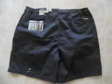 NWT NEW ~ HAGGAR SHORTS WRINKLE FREE OLIVE GREEN MENS SIZE 44W