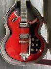 Gretsch Astro-Jet Guitar Vintage 1965 rare SG for sale