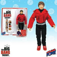 Big Bang Theory Red Shirt Howard Wolowitz w/Batman Belt Buckle 8in Action Figure