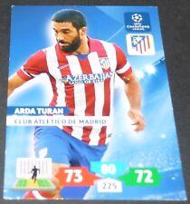 ARDA TURAN ATLETICO MADRID UEFA PANINI FOOTBALL CHAMPIONS LEAGUE 2013 2014