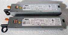 (Pair) Dell PowerEdge R310 Server 400W Power Supply Model D400E-S0