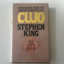 CUJO first edition Stephen King