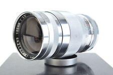 Canon LTM 135mm F/3.5 Lens w/ Leather Case #J55875