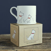 Sweet William WEST HIGHLAND WHITE TERRIER Mug | Great Gift for Westie Dog Lovers