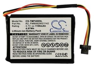 UPGRADE Battery for Tom XXL, 340S LIVE XL, One XL 4EG0.001.17 1100mAh / 4,07Wh