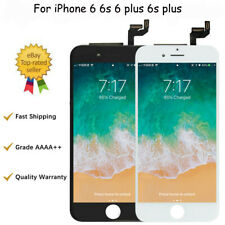 For iPhone 6 6s Plus LCD Screen Digitizer Touch Assembly Replacement With Button