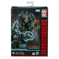 Transformers Hasbro Hot Rod G1 Studio Series 50 WW II Autobot Action Figure Toys