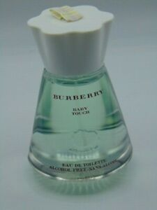 Burberry Baby Touch/ FREE Alcohol 3.3 oz Perfume New/No Box