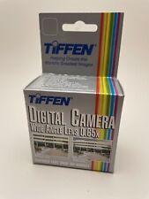 Tiffon Digital Camera Wide Angle Lens 0.65x