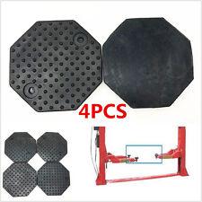 4pcs 135*10mm Heavy Duty Rubber Arm Pads Car Lift Accessories for Truck Hoist