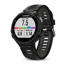Garmin Forerunner 735XT, черный и серый мультиспортивные GPS-беговые часы 010-01614-00