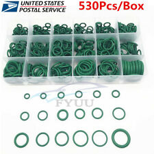 530Pcs Car R134a O-Ring A/C System Air Conditioning Repair Rubber Seals Kit -USA