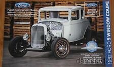 2013 Ford Component Sales '32 Ford 5 Window Coupe SEMA Show Promo info card