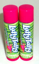 2 Lottaluv Lip Balm Flavored LAFFY TAFFY WATERMELON Factory Seal