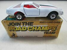 1983 Road Champs '82 Corvette White #71