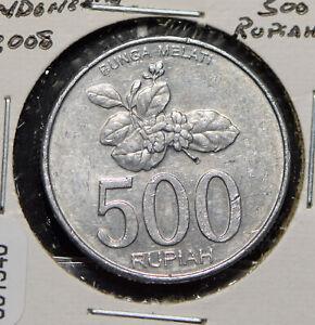 Indonesia 2003 500 Rupiah  901340 combine shipping