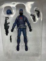 gi joe classified cobra infantry trooper 24 in trimmed tray