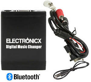 Adapter USB MP3 Aux Bluetooth Hands Free sony