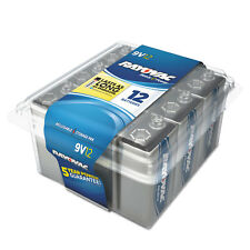 Rayovac Alkaline Battery 9v 12/pack A160412ppk