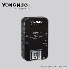Yongnuo Single YN-622C II Wireless TTL Flash Trigger 1/8000s HSS/FP for Canon