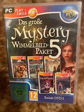 PC Spiel Wimmelbild Spiele Zwei DVD