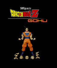 "S.H. Figuarts Tamashii Nations Dragon Ball Z SON GOKU (Normal) SHF 6"" DBZ Figure"