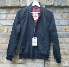 Baracuta G9 Harrington Jacket Dark Navy size 36 Made in England