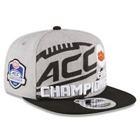 New Era SnapBack 9FIFTY ACC Clemson Tigers Champion Snap Back Cap Reflective Hat