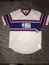 NBA UNK Throwback 1980's Style Baseball Softball Jersey