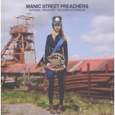 Manic Street Preachers National Treasures The Complete Singles 2 X CD 2011