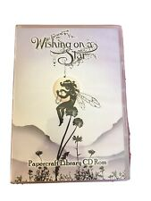 Wishing On A Star Papercraft Double  CD Rom