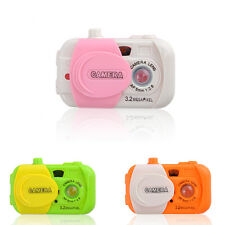 Lovely Children Take Photo  Boys Girls Learning Study Camera Educational Toys