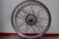 "Bultaco front wheel hub rim Akront 21"" 12mm"