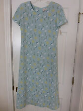 NWT WOMENS KATHIE LEE COLLECTION  MAXI DRESS SIZE 12  FLORAL