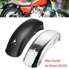 Motorcycle Rear Fender Mudguard Fairing Mug Guard Cover For Suzuki GN125 GN250