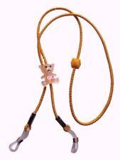 Childrens Kids Unisex Girls Glasses / Sunglasses Adjustable Cord Strap Holder