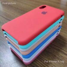 Fundas de silicona apple con logo para iPhone XR