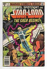 Marvel Spotlight #6 Marvel Comics 1980 on Star-Lord / Tom Sutton art