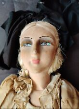 Poupée de salon, poupée de boudoir Antique doll muñeca antigua