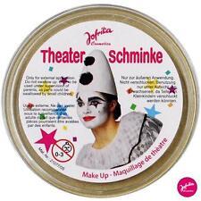 Theater Schminke Make up GOLD Jofrika Kinderschminke Theaterschminke Karneval
