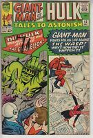 🔥TALES TO ASTONISH # 62  VG 4.0  KEY 1ST APPEARANCE THE LEADER   CENTS  1964🔥