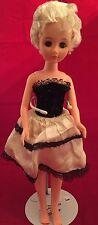 1950's Fashion Doll Platinum Blonde