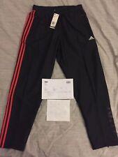 Kith X Adidas Soccer Season 2 3-Stripes Track Pants Black Size Large