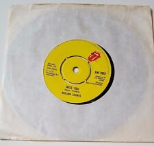 "THE ROLLING STONES - Miss You ~7"" Vinyl *EMI2802* (1978)"