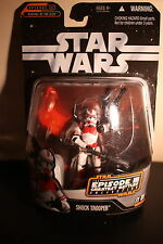 Star Wars Episode III Greatest Battles Colleciton Shock Trooper Sealed