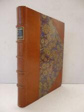 [BAUGNIES]. SAND (George). La Marquise. Calmann-Lévy (1888). Reliure signée Rare
