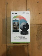 Security HD Wi-Fi Camera D-Link DCS 936L Home Surveillance Wifi Locator