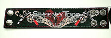 Sweeney Todd Demon Barber Movie Cuff Bracelet New NOS MIP 2007 WB
