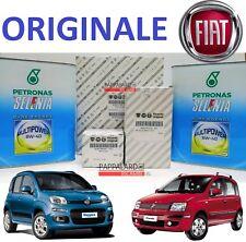 KIT TAGLIANDO FILTRI ORIGINALI + OLIO SELENIA FIAT PANDA 1.2 GPL GAS 44KW - 51KW
