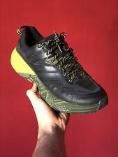 HOKA One One Speedgoat 3 III UK9.5, Ebony / Black, Men's Trail Running